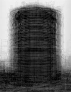 Idris Khan Every… Bernd And Hilla Becher Prison Type Gasholders (2004)