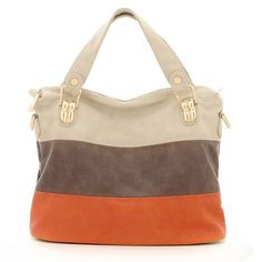 (FL009254) Spring Casual All-purpose Korean Of Mixed Colors Hand Carry Messenger Bag