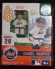 Daniel Murphy New York Mets Oyo MLB mini figure G1LE LEGO COMPATIBLE