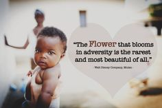 Your partnership gives hope a chance to blossom in the lives of babies around the world! Thank you!