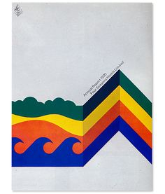 Four Seasons Annual Report 1970/ Vintage/ Cover