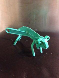 Crescent wrench lizard