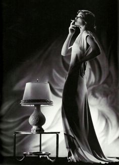 Katharine Hepburn - Photo by George Hurrell