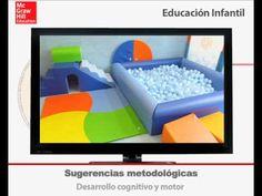Ciclo Formativo Técnico Superior en Educación Infantil - Desarrollo cognitivo y motor Editorial McGrawHill EAN 9788448183844 #educación #mheducation