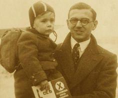 Nicholas Winton, El hombre que salvó a 669 niños judíos del holocausto nazi
