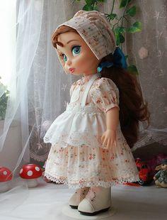 Doll Clothes / Disney Animator  Doll Belle
