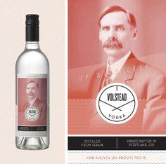 Volstead Vodka | Namesake