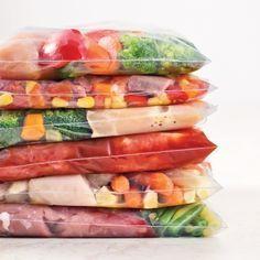 Ensachez, congelez, mijotez! - Trucs et conseils - Cuisine et nutrition - Pratico Pratique