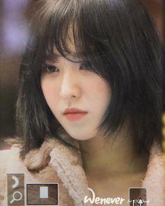 Wendy Red Velvet, Red Velvet Irene, Seulgi, Ulzzang, Velvet Hair, Hair Reference, Girl Inspiration, Girls World, New Hair