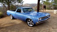 1967 Chevy El Camino.