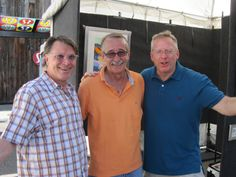 Mark Grosser, Bill Herb and David Edmund