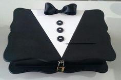 Caixa para gravatas  Casamento