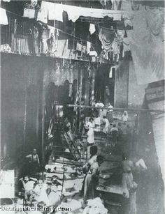 City life  Gilded Age
