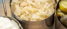 Sauerkraut recipe for IBD | Crohn's disease | Colitis