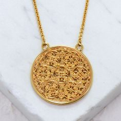 Solid Sterling Silver with 18kt Gold Plate Alexander the Great Ancient Greek Coin Pendant. Dimensions: 1