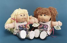 Cabbage Patch Kids Dolls: Prices Vary - GoodHousekeeping.com/thanks to cousin Diane who tracked down the original ones for her kids and Me--still have mine!