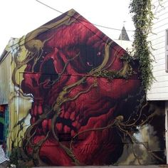Amazing work by Lange Oliviera in San Francisco, USA
