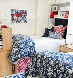 Dorm Room at Samford University