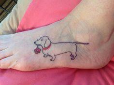 Doxie tat