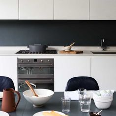 How to… design a family kitchen  Sania Pell is the consummate multi-tasker: an interiors stylist, ELLE Decoration contributing editor, and art...