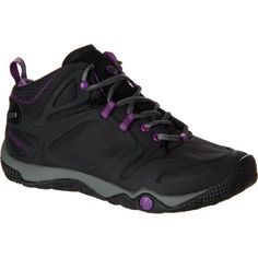 Merrell Proterra Mid Gore-Tex Hiking Shoe - perfect for outdoor hikes and adventures without being bulky or heavy.