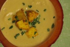 delia creates: Soup of the Day: Curried-Cream-of-Cauliflower-and-Apple Soup