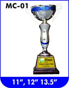 Get contact details of Leading Trophy Suppliers in Delhi Noida Area, They are One of the Best and Innovative Trophy Manufacturers and Suppliers in Delhi NCR. They are the Best Trophy Suppliers in Delhi Noida Area because they provide Top quality product in competitive price.  CALL : +91-9312112224 VISIT : www.trophyindia.com