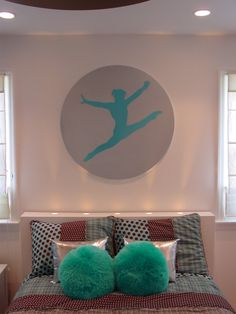 makeover of a young gymnast's bedroom  awesome bedrooms