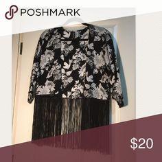 Coachella kimono Kimono H&M Jackets & Coats