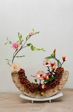| Ikebana | Japanese flower arrangement
