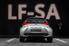 Lexus LF-SA Concept Geneva