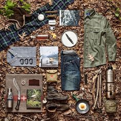 """""""Camp Weekend on Lock"""" product photo inspiration for social media"""