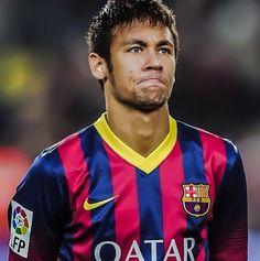 Hahaha so cute Neymar Barcelona, Neymar Jr, Football, Cute, Sports, Athletes, Ham, Trust Yourself, Soccer