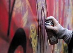 Comment nettoyer un graffiti?
