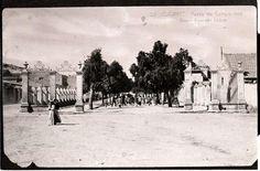 Recuerdos de Alicante: Extraído del Archivo Municipal. Colección FRANCISCO SÁNCHEZ.    Paseo de Campoamor en 1920