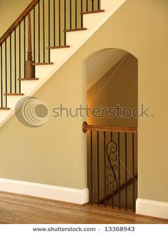 Nice way to bring light into a stairwell | When we finish the basement?
