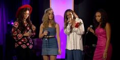 Little Mix Cover Whitney Houston In Epic Mashup Song After Bobbi Kristina'sDeath