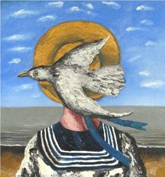 Наталья Нестерова. Маленькие облака. 2002. Холст, масло. Courtesy DiDi Gallery