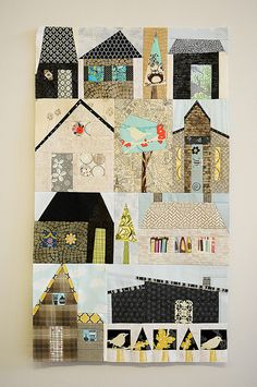 Agnes' Houses | Flickr - Photo Sharing!