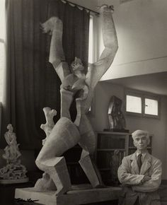 Ossip Zadkine Russian 4 July 1890 25 November 1967 was a Russianborn artist who lived in France He is primarily known as a sculptor but a Rotterdam, Painters Studio, Cubist Movement, Schools In London, The Cross Of Christ, Venice Biennale, Greek Art, Jewish Art, Russian Art