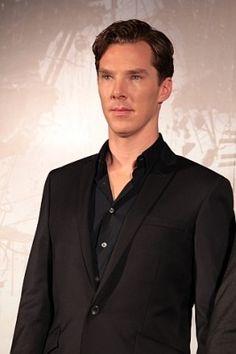 Benedict Cumberbatch Star Trek promotion in Japan