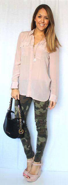 J's Everyday Fashion: Today's Everyday Fashion: #ALDOCheckYourHedge