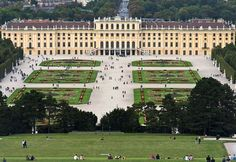 Schonbrunn Palace is the # 1 attraction in Vienna Austria
