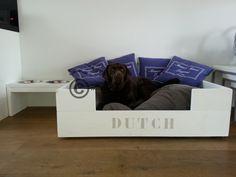 desteigerhoutshop.nl - Welkom bij onze steigerhout webshop. Moderne steigerhouten hondenmand, een heerlijk plekje voor je hond.