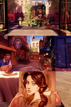 BioShock Infinite Burial at Sea Episode 2 - jesus christ this game is so beautiful....and terrifying