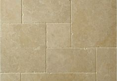Crema Beige Tumbled Marble Tiles | Floors of Stone