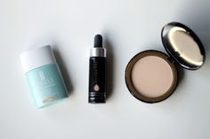 """""""The coverage from the Clinique BB cream is great, but if I'm looking for added coverage, I mix in a few drops of #CoverFX's Custom Cover Drops in with the BB cream."""""""