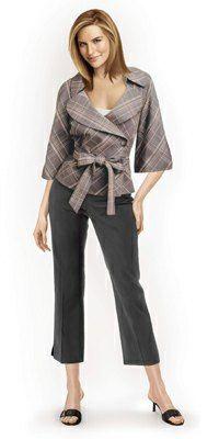 5745 Personalized Jacket Pattern - PDF sewing pattern, Women Clothing. $2.49, via Etsy.