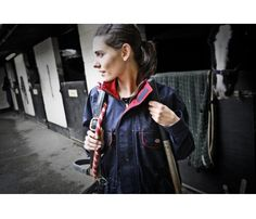 Dickies Redhawk Ladies Overall