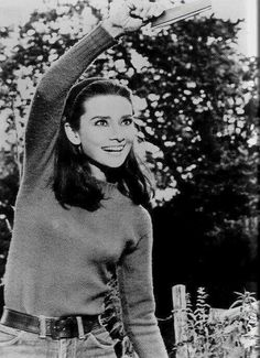 Audrey Hepburn in Two for the Road